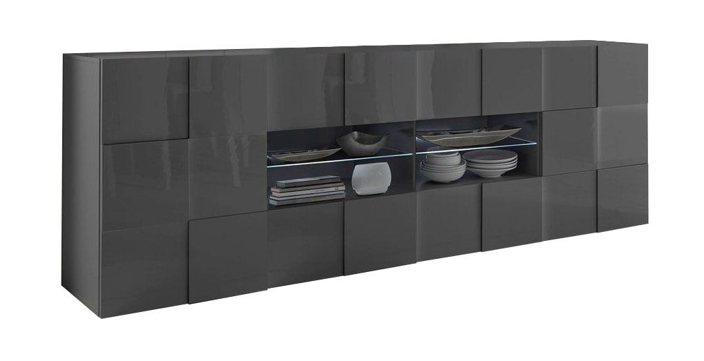 Benvenuto Design Dama Dressoir Large HG Antraciet