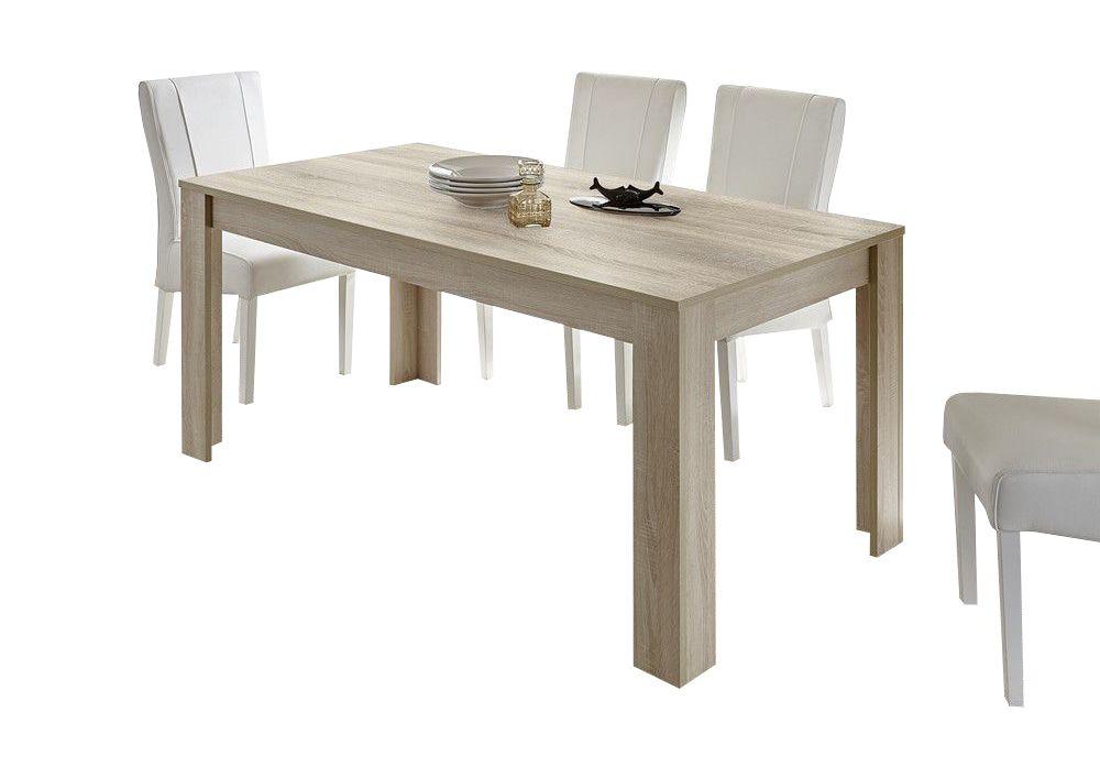 Benvenuto Design Dama Eettafel Oak