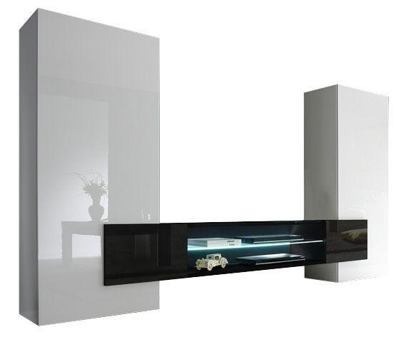 Benvenuto Design Incastro TV meubel Zwart
