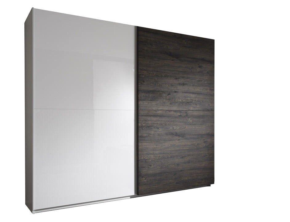 Benvenuto Design Italo Schuifdeurkast Wenge 280 cm.