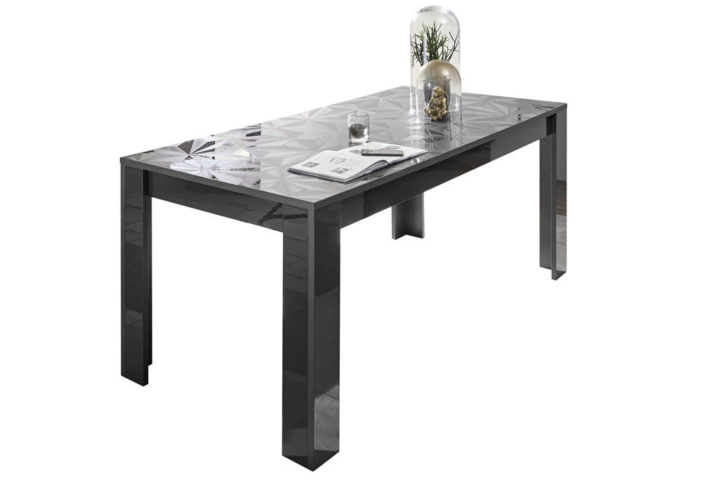 Benvenuto Design Prisma Eettafel Large Grijs