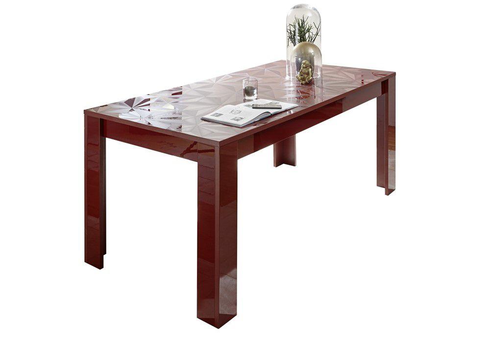 Benvenuto Design Prisma Eettafel Large Rood