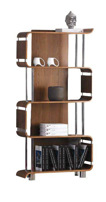 Joker bookshelf is uit de curve lijn van jual furnishings welke past ...