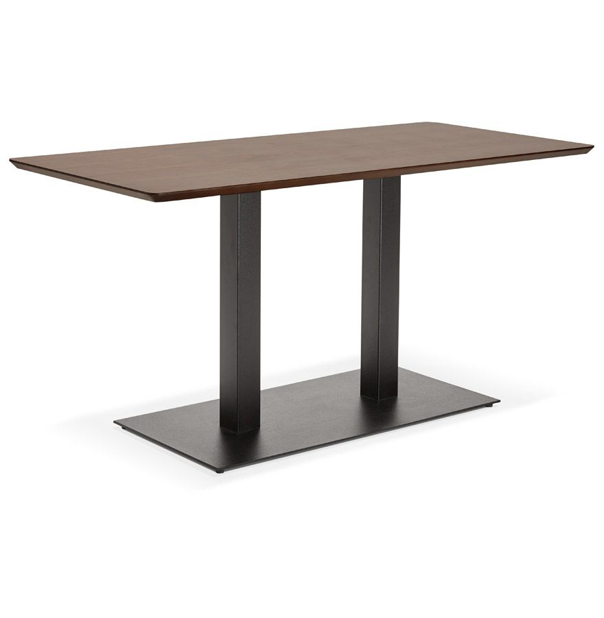 Bondy Living Dacian Eettafel Small Walnoot