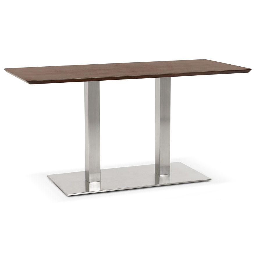 Bondy Living Dalene Eettafel Small Walnoot