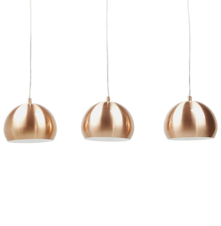 Bondy Living Dusty Hanglamp Koper