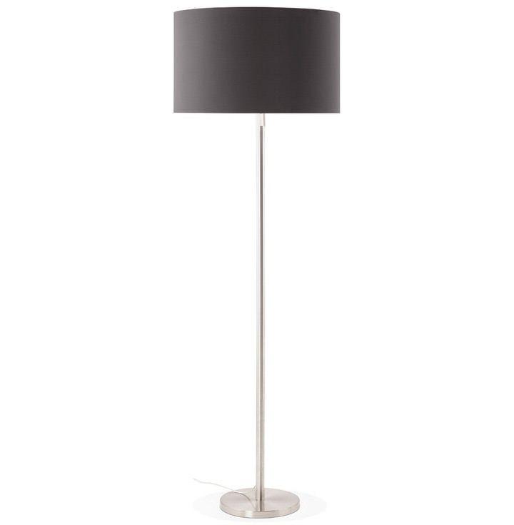 Bondy Living Loek Vloerlamp Zwart