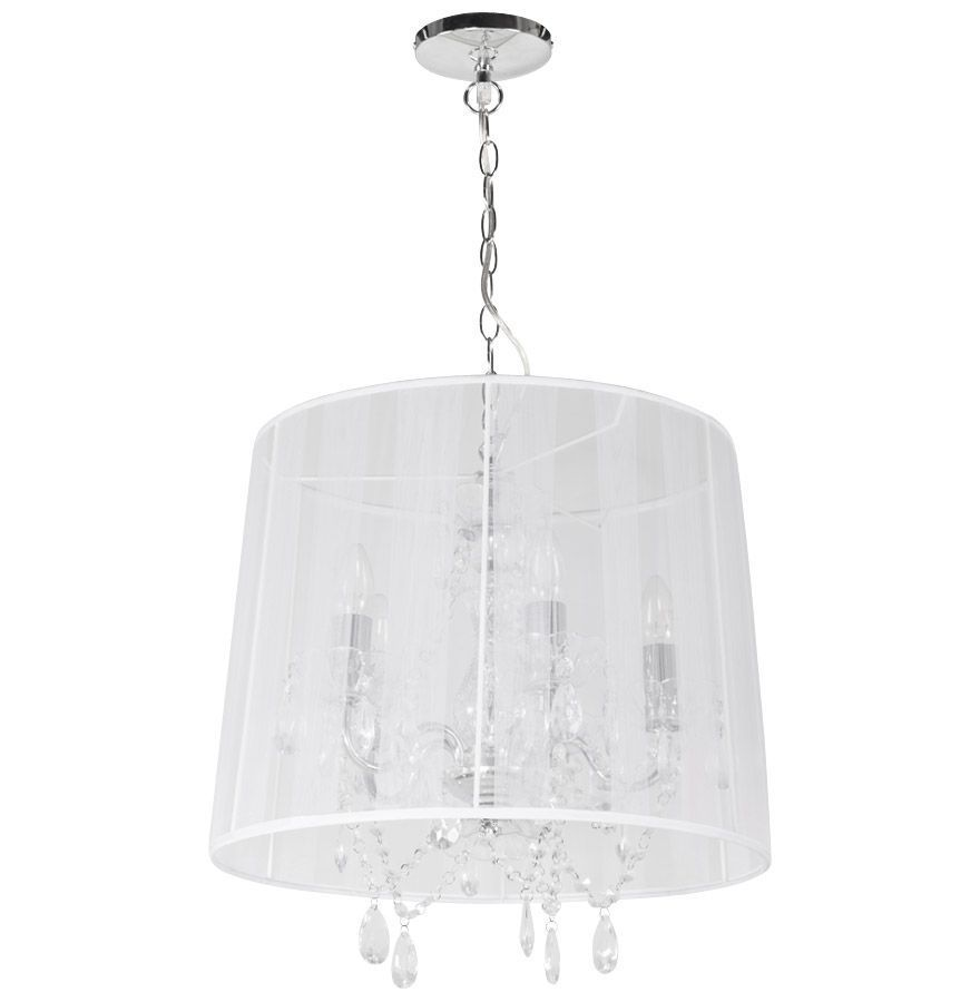 Bondy Living Meerut Hanglamp Wit