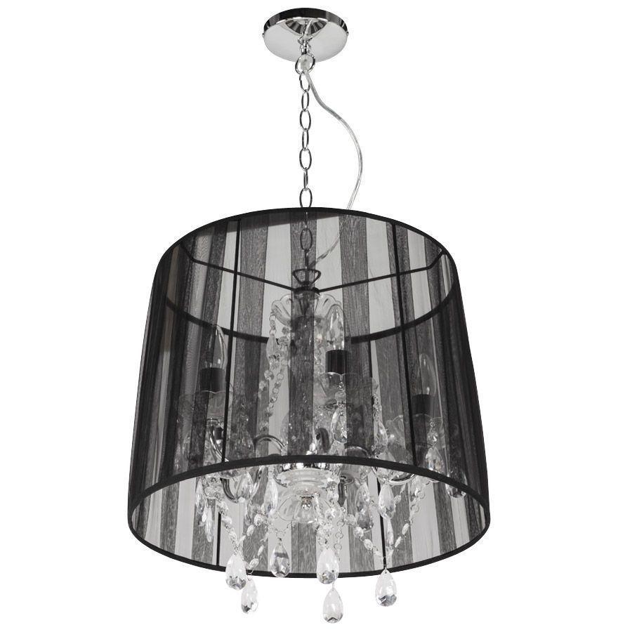 Bondy Living Meerut Hanglamp Zwart