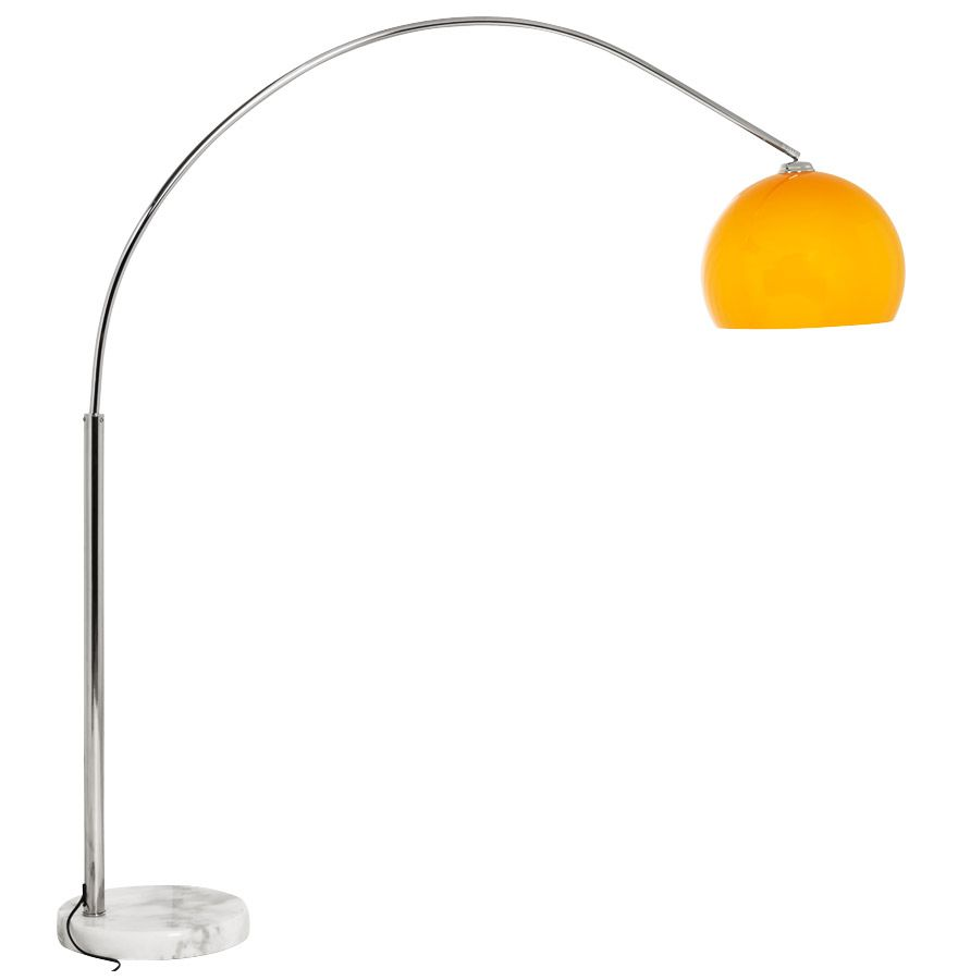 Bondy Living Rodos Vloerlamp Oranje