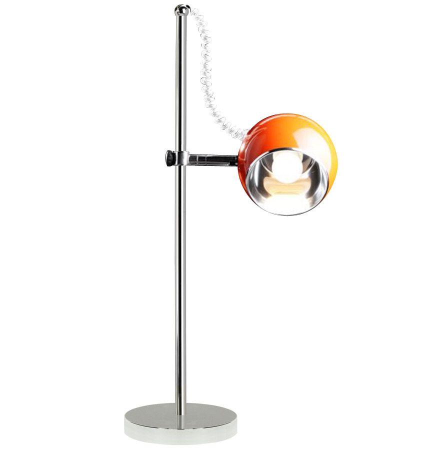 Bondy Living Witten Tafellamp Oranje