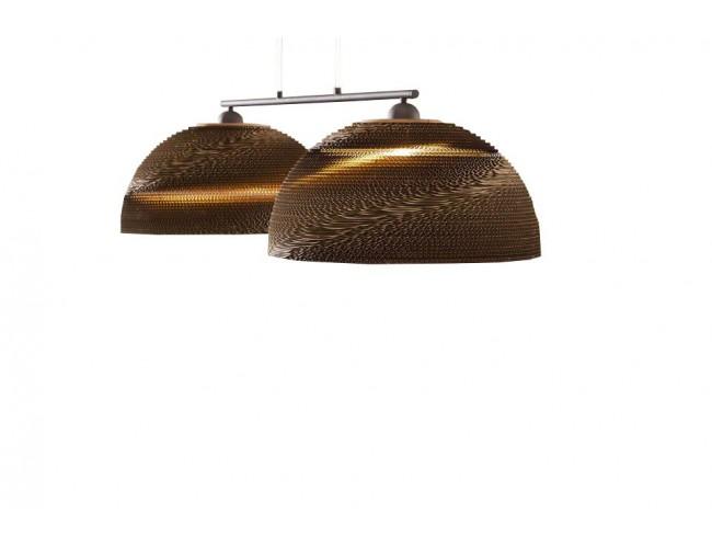Davidi Design Cody Hanglamp Medium bruin