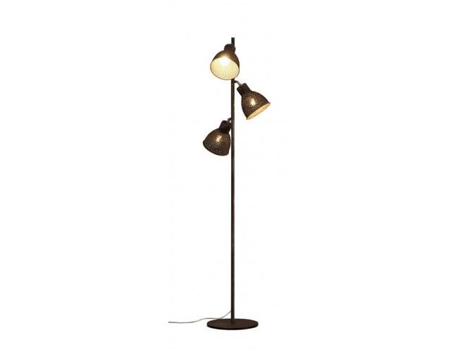 Davidi Design Darkas Vloerlamp Bruin