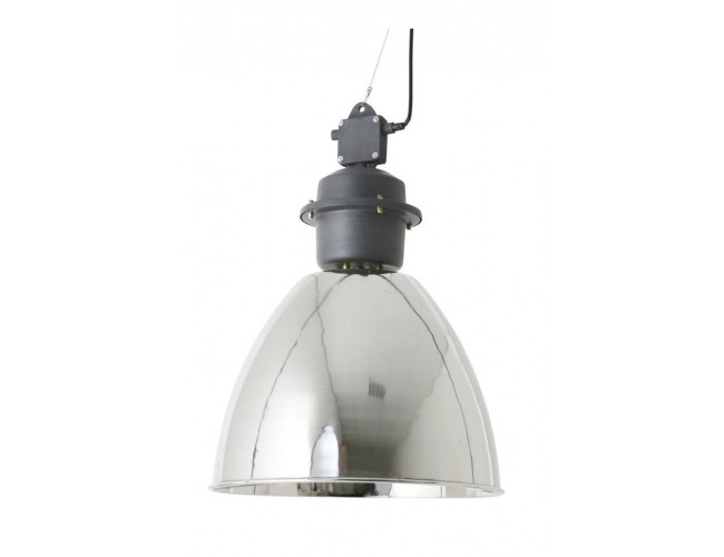 LivLight Roosevelt Hanglamp nikkel