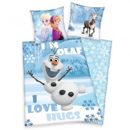 Rocky Frozen Dekbedovertrek Olaf