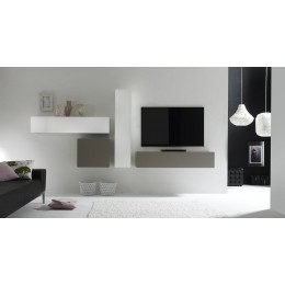 Benvenuto Design Cube TV wandmeubel Five