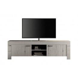 Benvenuto Design Land TV-meubel Large Wit Eiken