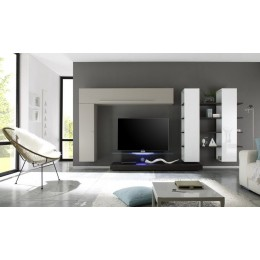 Benvenuto Design Line TV wandmeubel Seven Beige