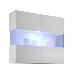 Benvenuto Design Line Vitrinekast hg wit