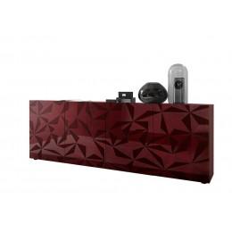Benvenuto Design Prisma Dressoir Large Rood