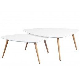 M2 Kollektion Niko Salontafel (Set van 2)
