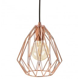 Bondy Living Douwe Hanglamp Koper