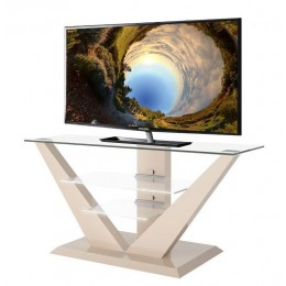 Hubertus Meble Luna TV-meubel Hoogglans Cappuccino