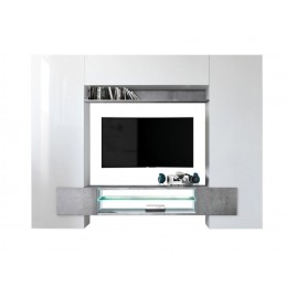 Benvenuto Design Incastro TV Wandmeubel Beton