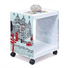 Interlink SAS Cube Bijzettafel