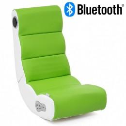 Music Rocker Wobble Gamestoel Groen met Bluetooth