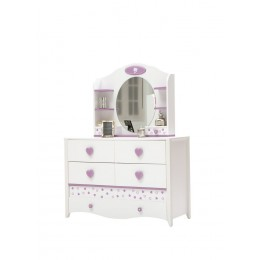 Newjoy Princess Commode met spiegel