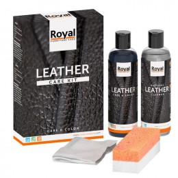 Oranje Royal Furniture Care Leather Protection Set