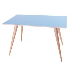 Ragaba Planet Eettafel Vierkant Blauw