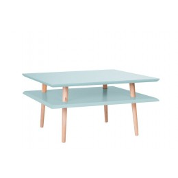 Ragaba Ufo Square Salontafel Low Aqua