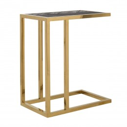 Richmond Interios Blackbone Laptoptafel Goud
