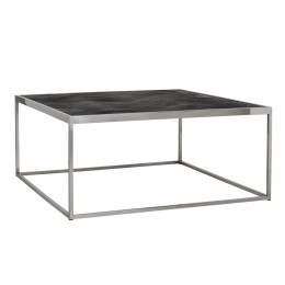 Richmond Interios Blackbone Salontafel Silver