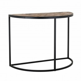 Richmond Interiors Herringbone Sidetable