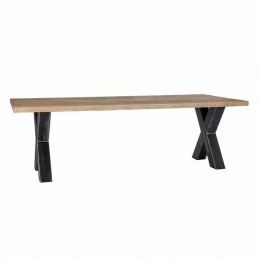 Richmond Interiors Normandy Eettafel Medium Black