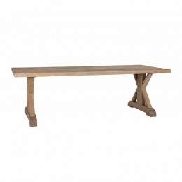Richmond Interiors Normandy Eettafel Medium X-poot