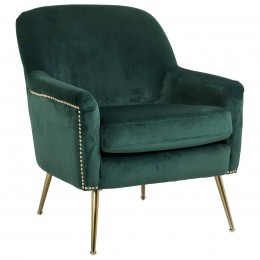 Richmond Interiors Rosy Fauteuil Groen