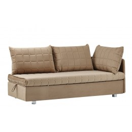 Rocky Daybed Slaapbank Cappuccino