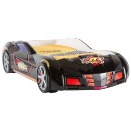 Rocky Racer Autobed Zwart