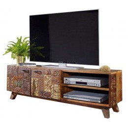 Sky Style Carved TV-meubel