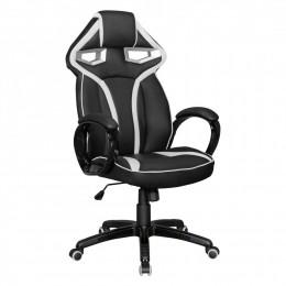 Sky Style Gamestar Bureaustoel Zwart/Wit