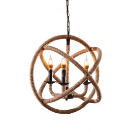 Sky Style Rope Led Hanglamp
