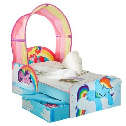 Worlds Little Pony Peuterbed