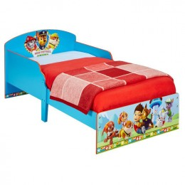 Worlds Paw Patrol Peuterbed Time