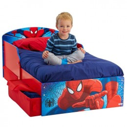 Worlds Spiderman Peuterbed Lades
