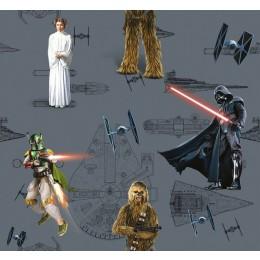 Worlds Star Wars Kindergordijn