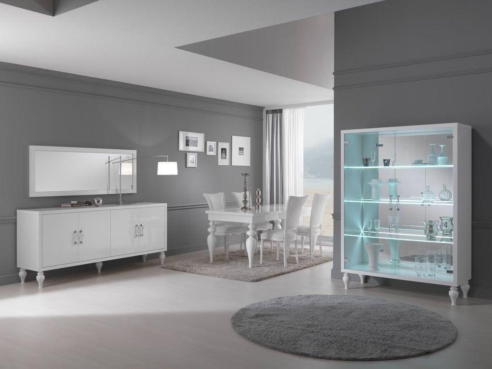 Davidi design rosita spiegel dressoir kopen bij trendymeubels - Designer woonkamer spiegel ...